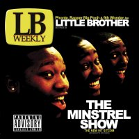 The Minstrel Show Album Cover